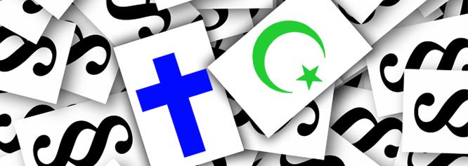 Religion - Wie hast du's mit der Demokratie?