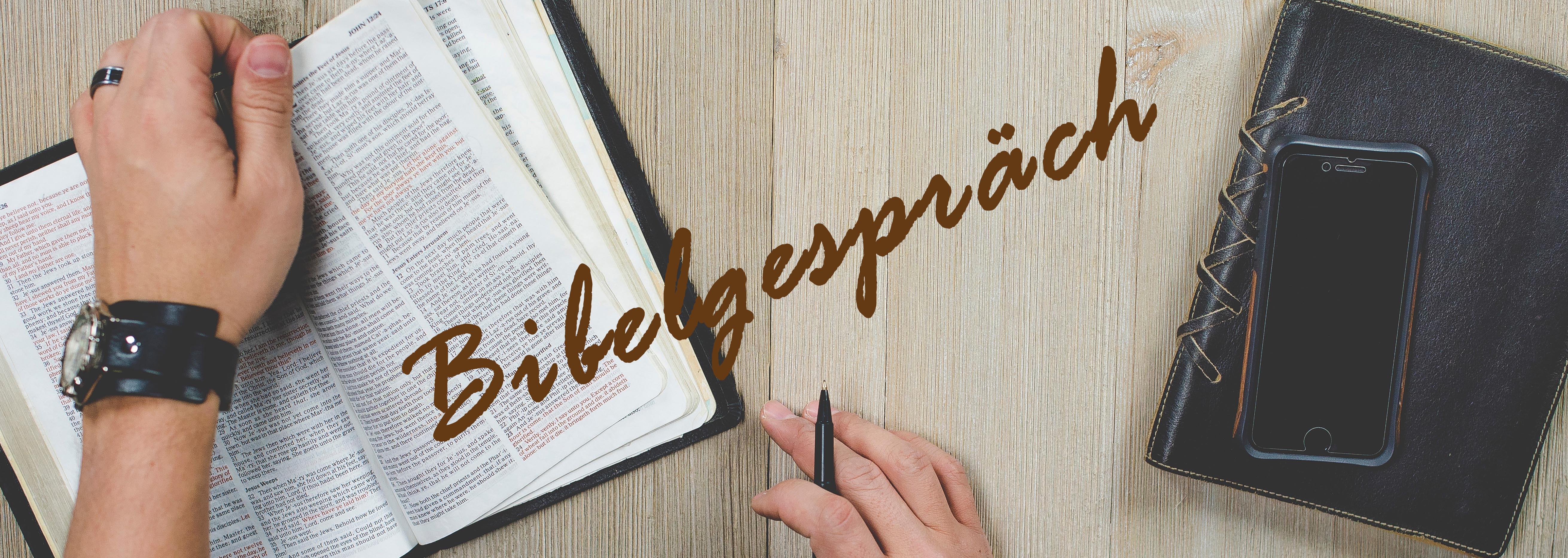 Bibelgespräch