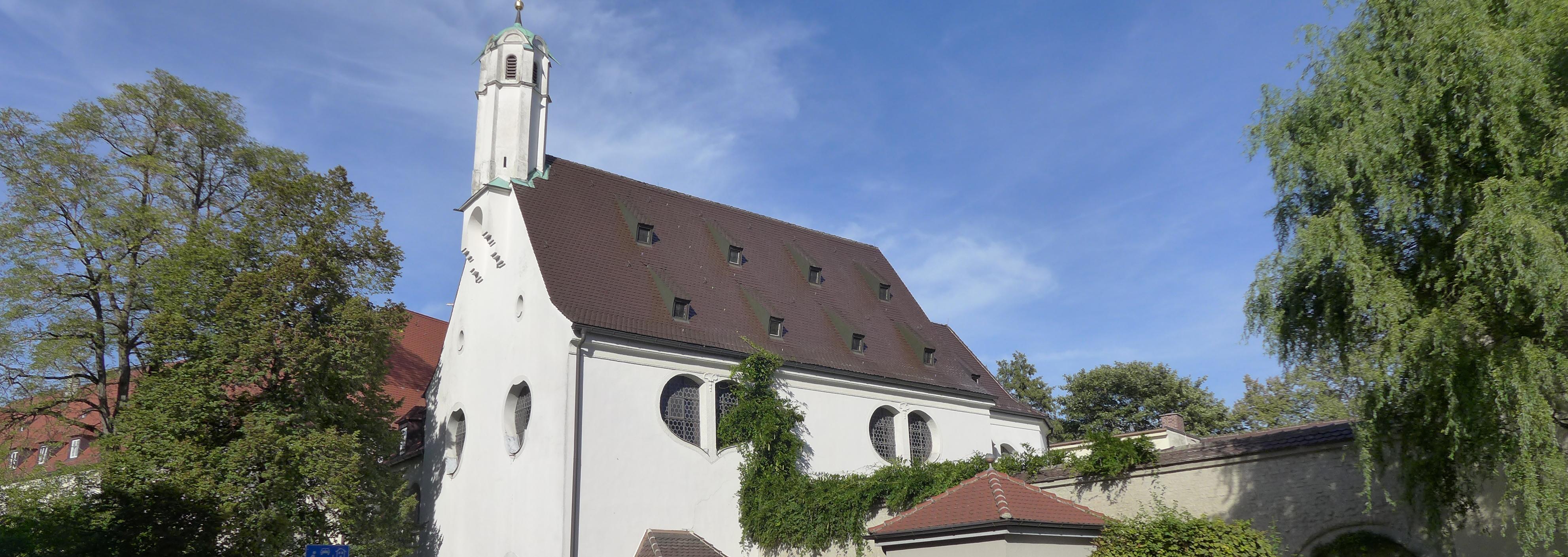 Exkursion mit Eucharistiefeier: St. Ursula
