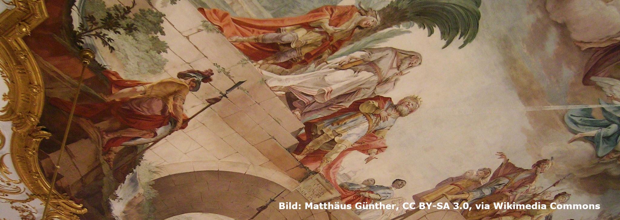 Exkursion Kirchengeschichte