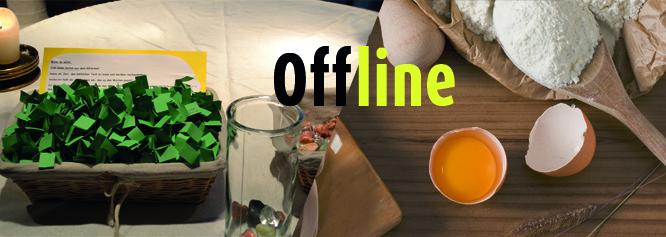 Offline-Angebot