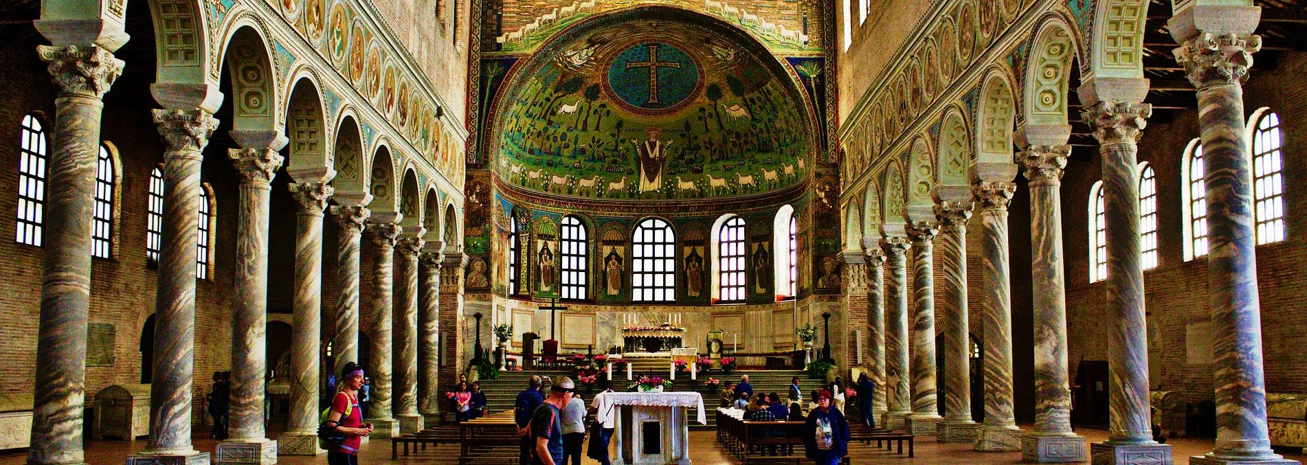 Exkursion nach Ravenna und Mailand