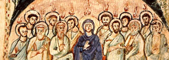 Synergie des Heiligen Geistes (Semestereröffnungsgottesdienst)