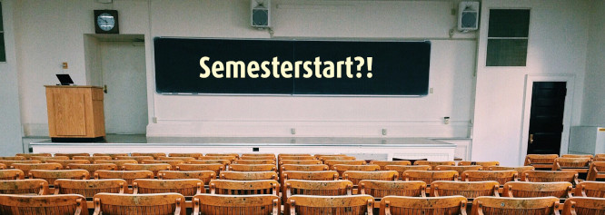 Ökumenischer Semesterstart